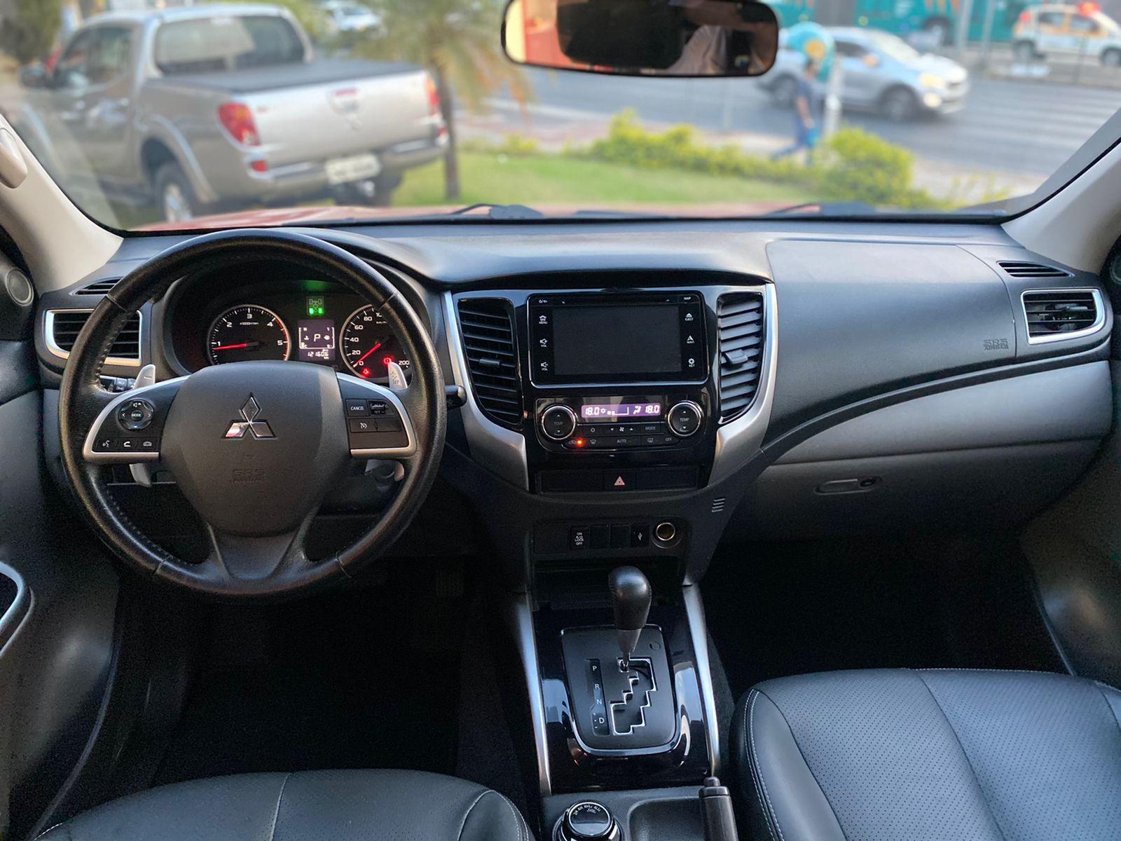 Imagem 6 de Mitsubishi L200 Triton S. HPE FTP 2.4 CD Dies. Aut.