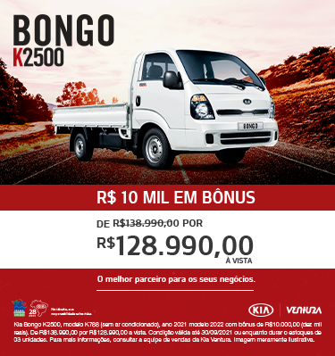 Oferta Bongo Setembro