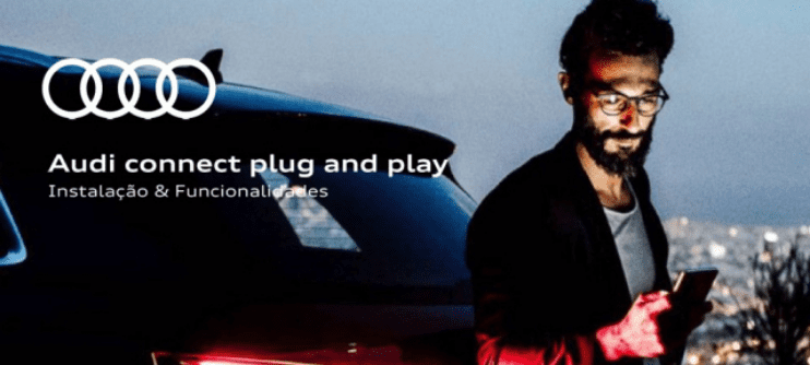 audi plug and play banner